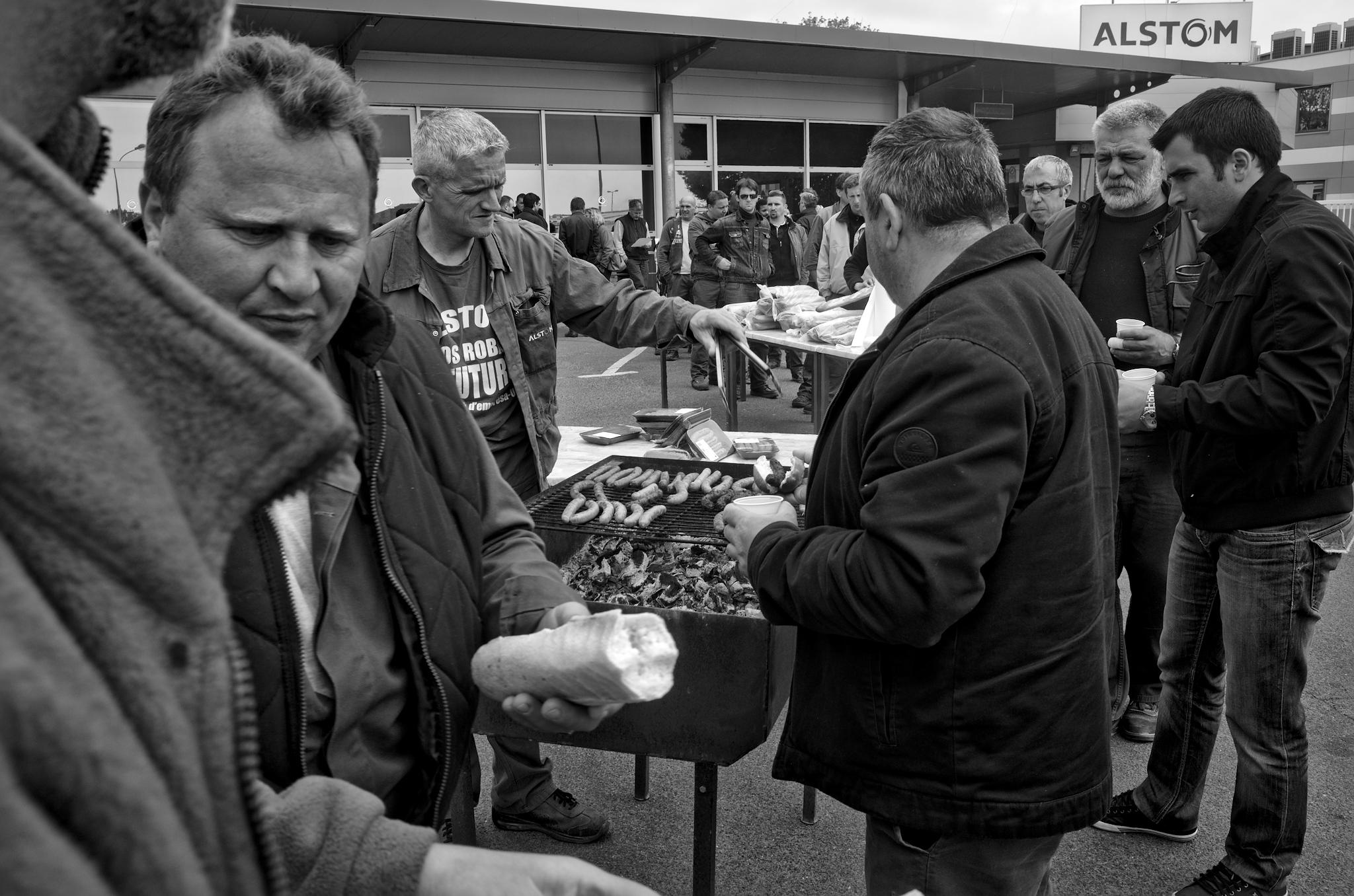 Les gens #1 – salariés d'Alstom