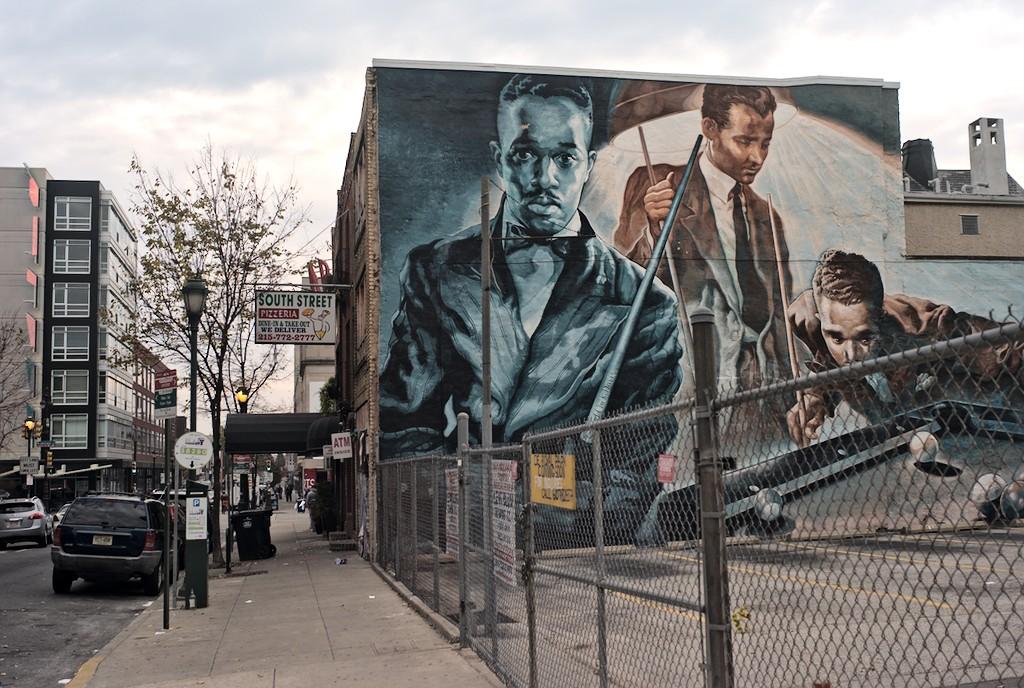 Un lieu #7 – Philadelphie