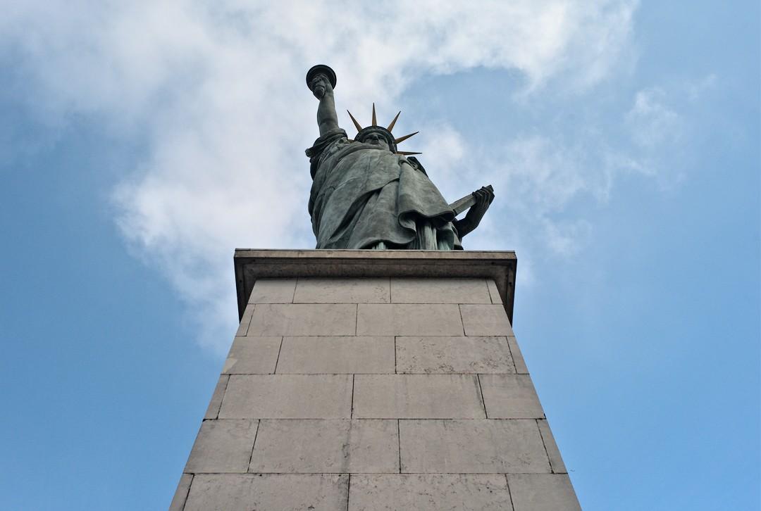 Un voyage #3 – Statue de la Liberté challenge