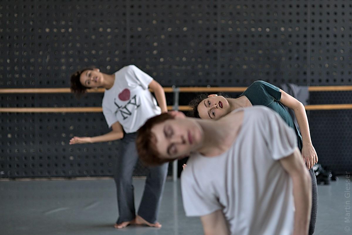 Les gens #4 – Danseurs